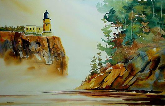 Split Rock Light House By Peter Humeniuk   Lake Superior News