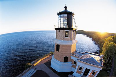 Split Rrock Lighthouse