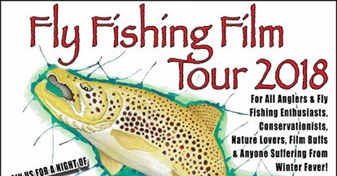 North Shore Steelhead Assoc Fly Fishing Film Tour