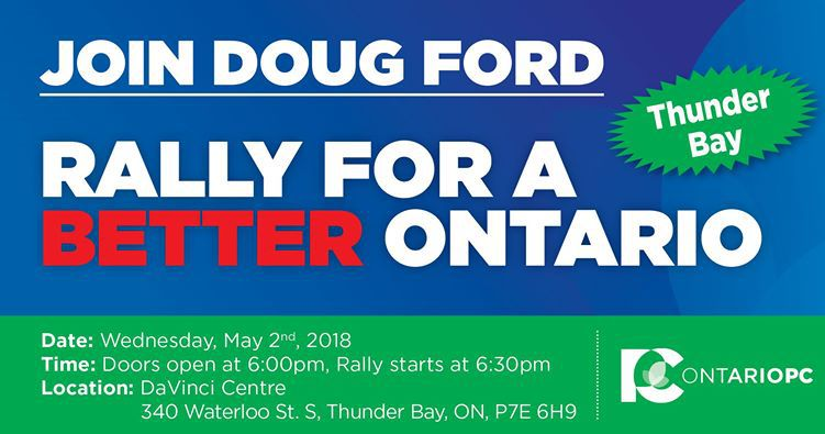 Ford Thunder Bay,  May 2nd,   Lake Superior News