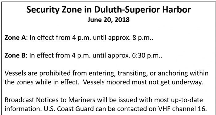 Security Zone  Lake Superior News
