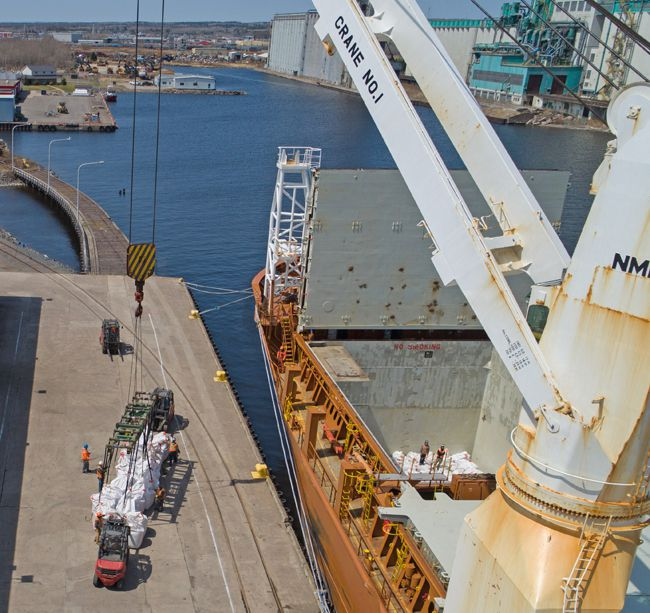 Port of Thunder Bay   Lake Superior News