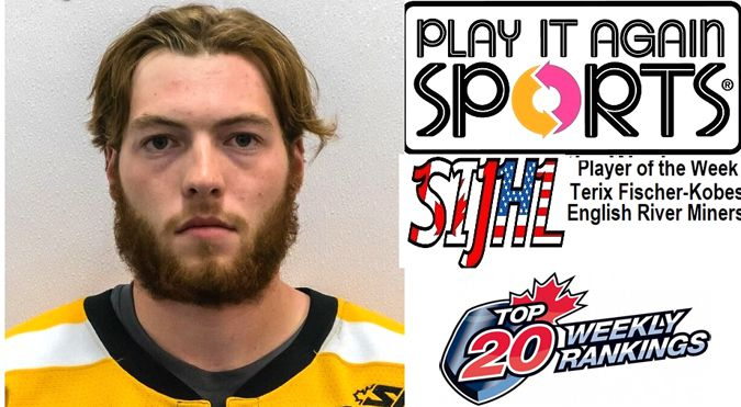 SIJHL English River's Fischer-Kobes   Lake Superior News