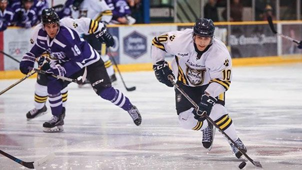 Lakehead Thunderwolves Daniel Del Paggio   Lake Superior News