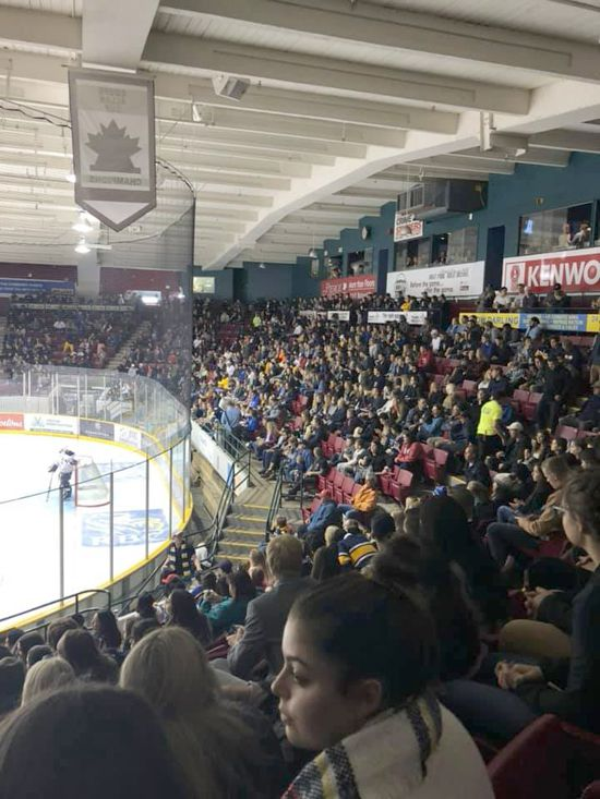 Very Large Crowd Lake Superior News